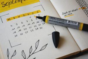 Calendario Rotación de familias sistema híbrido